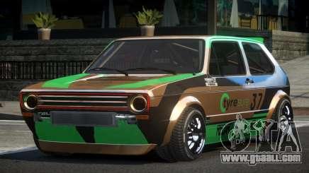 Volkswagen Golf PSI-R L4 for GTA 4