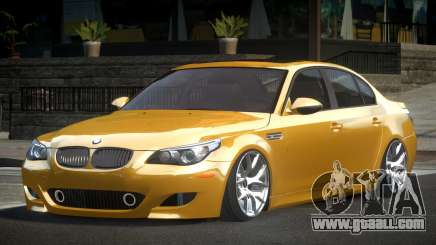 BMW M5 E60 GST-L V1.0 for GTA 4