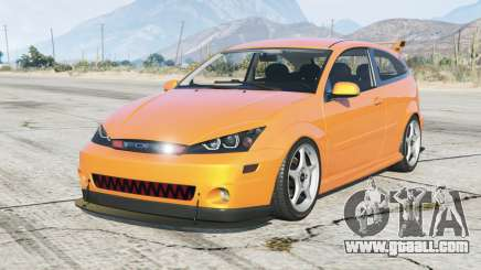 Ford Focus AMG〡add-on for GTA 5