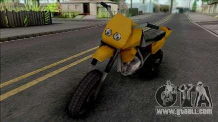 Manchez GTA LCS for GTA San Andreas