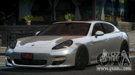 Porsche Panamera GS V1.0 for GTA 4