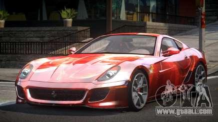 Ferrari 599 GTO BS L8 for GTA 4