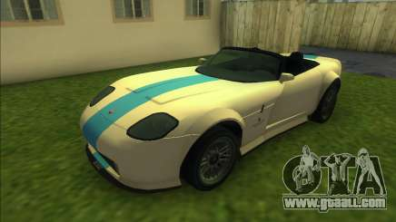 GTA IV Bravado Banshee for GTA Vice City