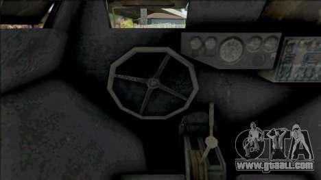 Sd.Kfz. 251 for GTA San Andreas
