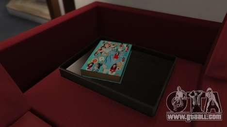 GTA 5 Red Velvet Rookie Picture Frames Franklin Home