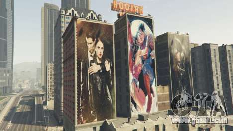 GTA 5 Posters for Hookah Palace Building