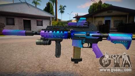 M4 Digital for GTA San Andreas