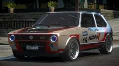 Volkswagen Golf SP-R L6 for GTA 4