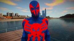 Spiderman 2099 for GTA San Andreas