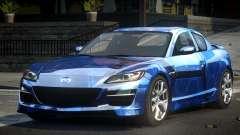 Mazda RX-8 SP-R S7 for GTA 4