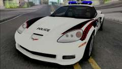 Chevrolet Corvette Z06 Bosnian Police Livery for GTA San Andreas