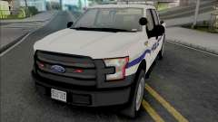 Ford F-150 201 Dillimore Blueberry Police