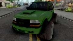 Chevrolet Blazer Lifted