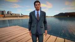 Bruce Wayne from Injustice 2 for GTA San Andreas