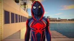 SpiderMan Miles Morales - 2099 Suit for GTA San Andreas