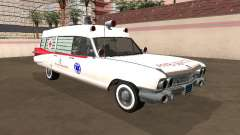Cadillac Miller-Meteor 1959 Old Ambulance