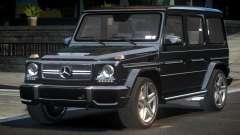 Mercedes-Benz G65 PSI