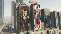 Posters for Hookah Palace Building for GTA 5
