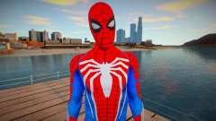 Spiderman from Spiderman PS4 for GTA San Andreas