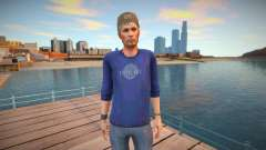 Frank Bowers (Young) from Life Is Strange: Befor for GTA San Andreas