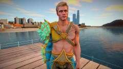 Aquaman from Injustice 2 for GTA San Andreas