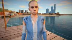 Rey (Resistance) from Star Wars for GTA San Andreas