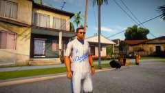 T-shirt Crips for GTA San Andreas
