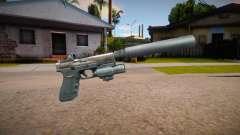 Glock-17 DevGru (Contract Wars) v2 for GTA San Andreas