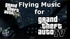 GTA V Flying Music for GTA IV for GTA 4
