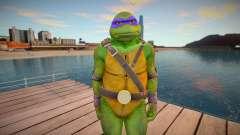 Ninja Turtles - Donatello for GTA San Andreas