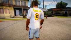 New T-shirt (good textures) for GTA San Andreas