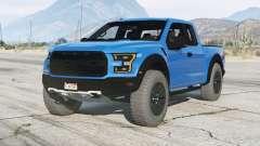 Ford F-150 Raptor 2017〡add-on for GTA 5