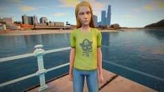 Chloe Price - from Life Is Strange: Before the S for GTA San Andreas