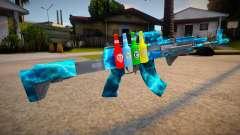 Ak-12 mod for GTA San Andreas
