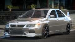 Mitsubishi Lancer GS Tuning