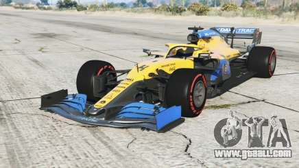 McLaren MCL35〡add-on for GTA 5