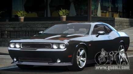 Dodge Challenger GS-R for GTA 4