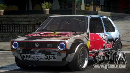 Volkswagen Golf SP-R L7 for GTA 4