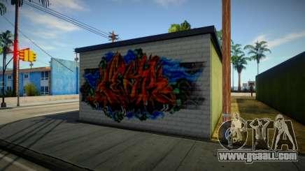 New Graffiti for GTA San Andreas