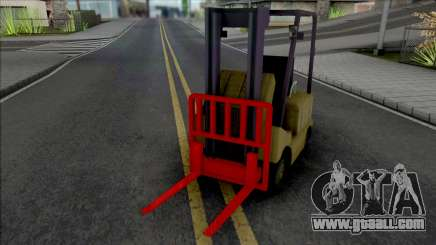 Hyster DT (Forklift) for GTA San Andreas