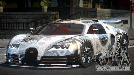Bugatti Veyron GS-S L9 for GTA 4