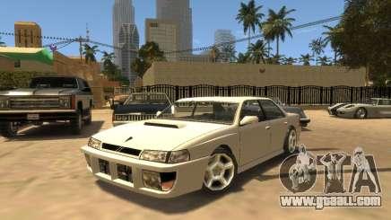 Sultan SA for GTA 4