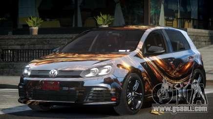 Volkswagen Golf US S2 for GTA 4