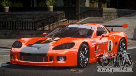 Chevrolet Corvette SP-R S1 for GTA 4