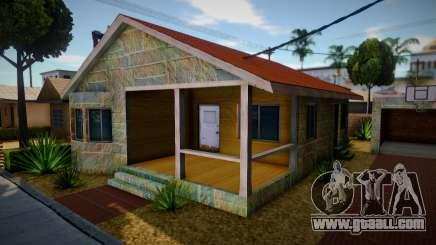 New house for Big Smoke for GTA San Andreas