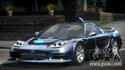 Honda NSX SP-R S1 for GTA 4