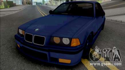 BMW M3 E36 Coupe Shift for GTA San Andreas