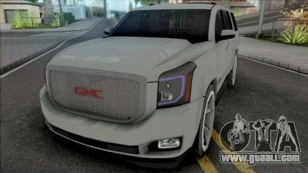 GMC Yukon Denali 2016 for GTA San Andreas
