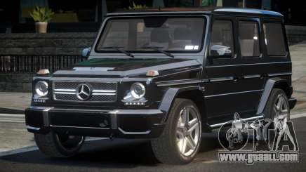 Mercedes-Benz G65 PSI for GTA 4