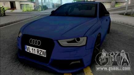 Audi S4 B8.5 Sedan 2014 for GTA San Andreas